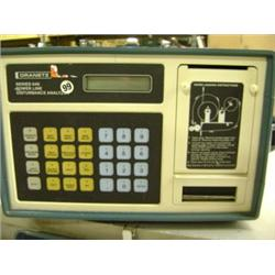 DRANETZ 646 DISTURBANCE ANALYZER